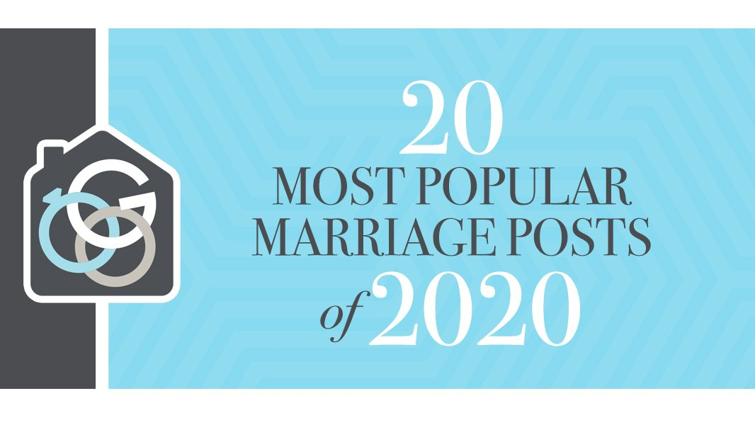20 most popular marriage posts of 2020